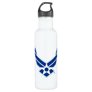 United States Air Force Logo - Blue