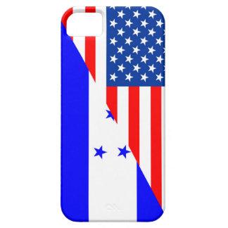 united states america honduras half flag usa count iPhone 5 cases