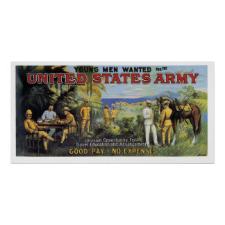 United States Army Poster
