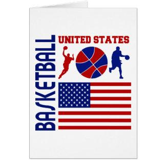 United States Basketball Card