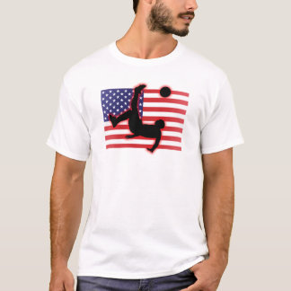 United States Bicycle Kick T-Shirt
