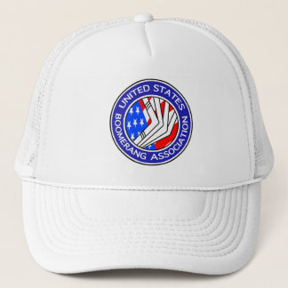 United States Boomerang Association cap