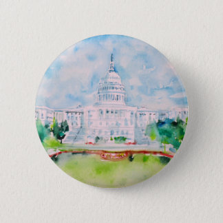 united states capitol 2 inch round button