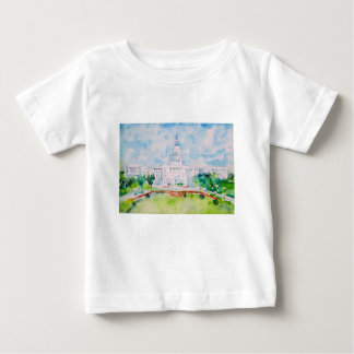 united states capitol baby T-Shirt