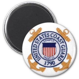 United States Coast Guard Seal Fridge Magnet