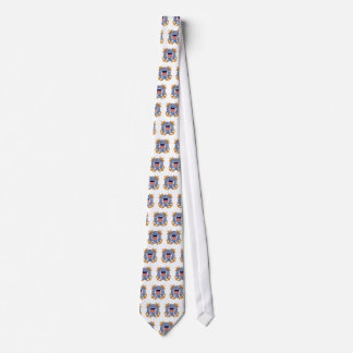 United States Coast Guard Seal Tie