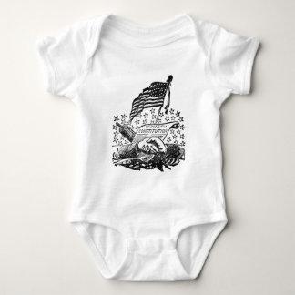 United States Constitution Baby Bodysuit