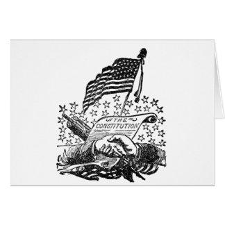 United States Constitution Card