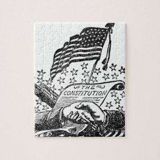 United States Constitution Jigsaw Puzzle