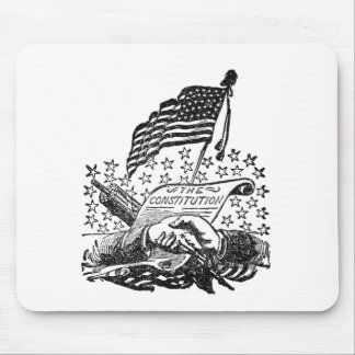 United States Constitution Mouse Pad