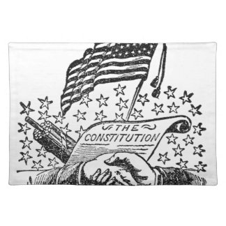 United States Constitution Placemat