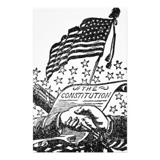 United States Constitution Stationery