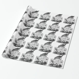 United States Constitution Wrapping Paper