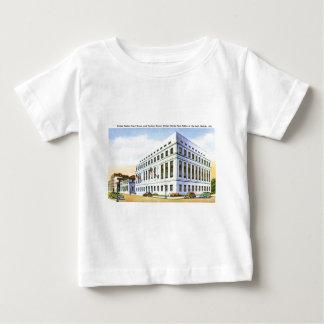 United States Custom House, U.S. Post Office Baby T-Shirt