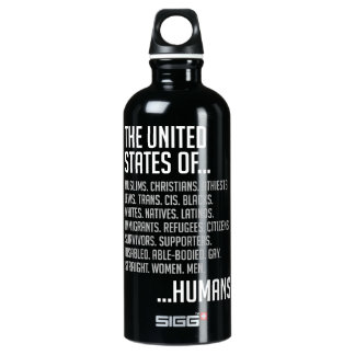 United States Dark Sigg Water Bottle