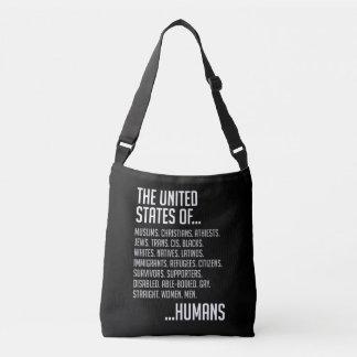 United States Dark Sling Bag