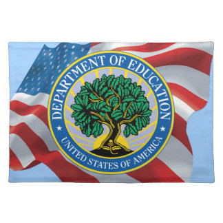United States Department of Education Placemat