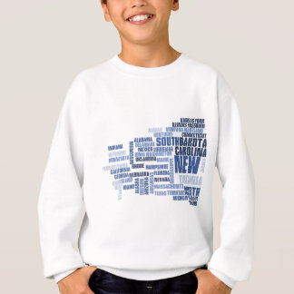 United States Divided We Fall HQ Apparel Sweatshirt