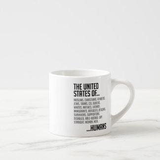 United States Espresso Mug