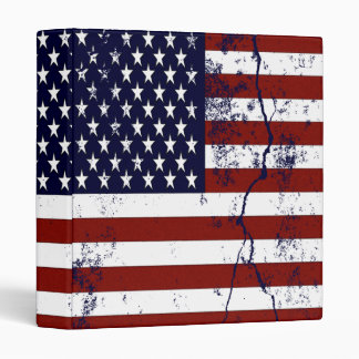 United States Flag  Binder