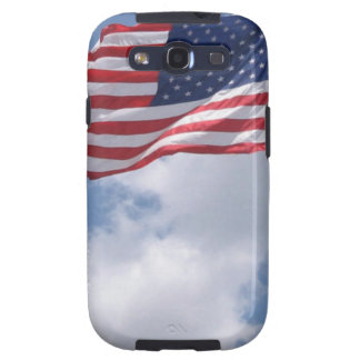 United States Flag Galaxy SIII Covers