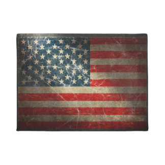 UNITED STATES FLAG DOORMAT
