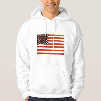 United States Flag Hoodie