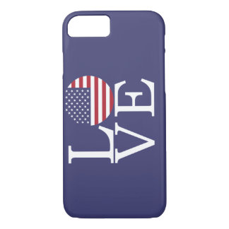 United States Flag iPhone 8/7 Case