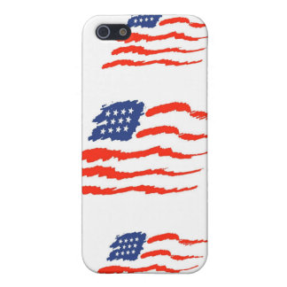 United States Flag ipod case
