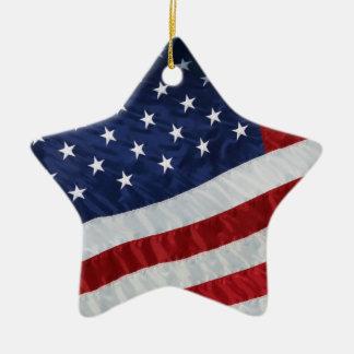 United States Flag Ornament