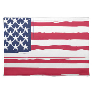 UNITED STATES flag Placemat