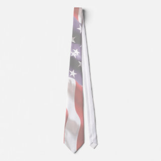 United States Flag Stars n Stripes Tie