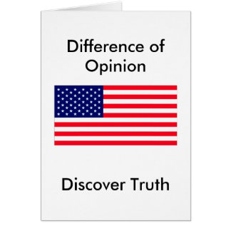 United States Flag  Truth The MUSEUM Zazzle Gifts Cards