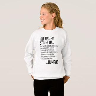 United States Girl's Sweatshirt