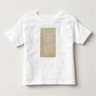 United States History Map 2 Toddler T-shirt