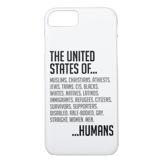 United States iPhone & Samsung Case