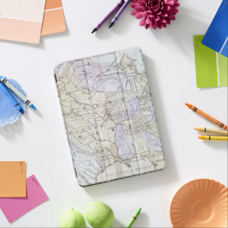 UNITED STATES MAP, c1812 iPad Air Cover