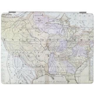 UNITED STATES MAP, c1812 iPad Cover