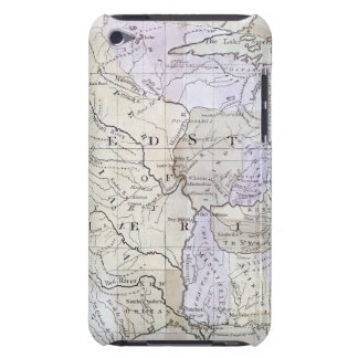 UNITED STATES MAP, c1812 iPod Touch Cases