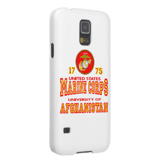 United States Marine Corps University Afghanistan Galaxy S5 Cover