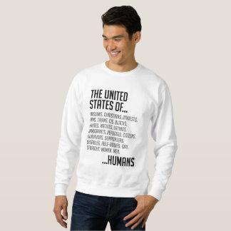 United States Men's Basic Sweatshirt