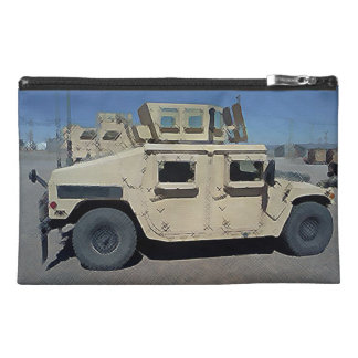 UNITED STATES MILITARY ARMOR TRAVEL ACCESSORIES BAG