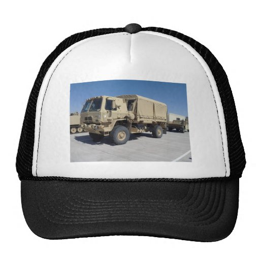 UNITED STATES MILITARY ARMOR MESH HAT