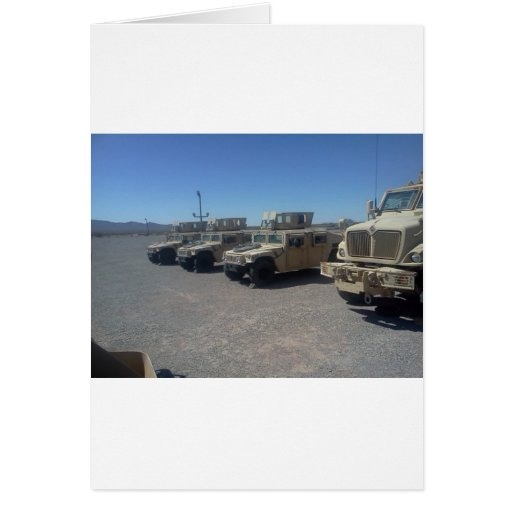UNITED STATES MILITARY GREETING CARDS