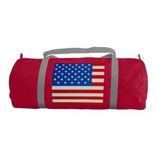 United states national flag gym bag