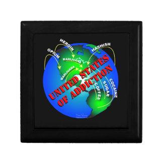 United States of Addiction Gift Box