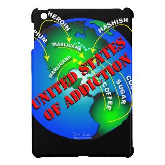 United States of Addiction iPad Mini Covers