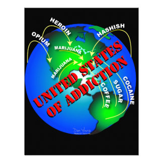 United States of Addiction Letterhead