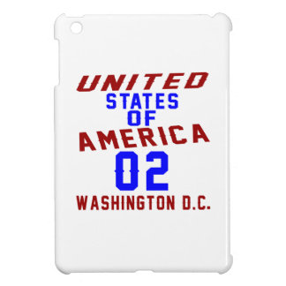 United States Of America 02 Washington D.C. iPad Mini Cases