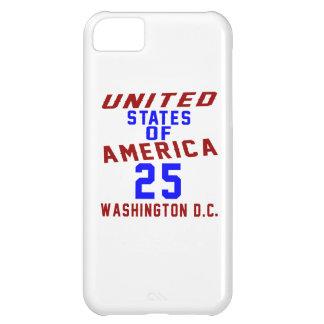United States Of America 25 Washington D.C. iPhone 5C Covers